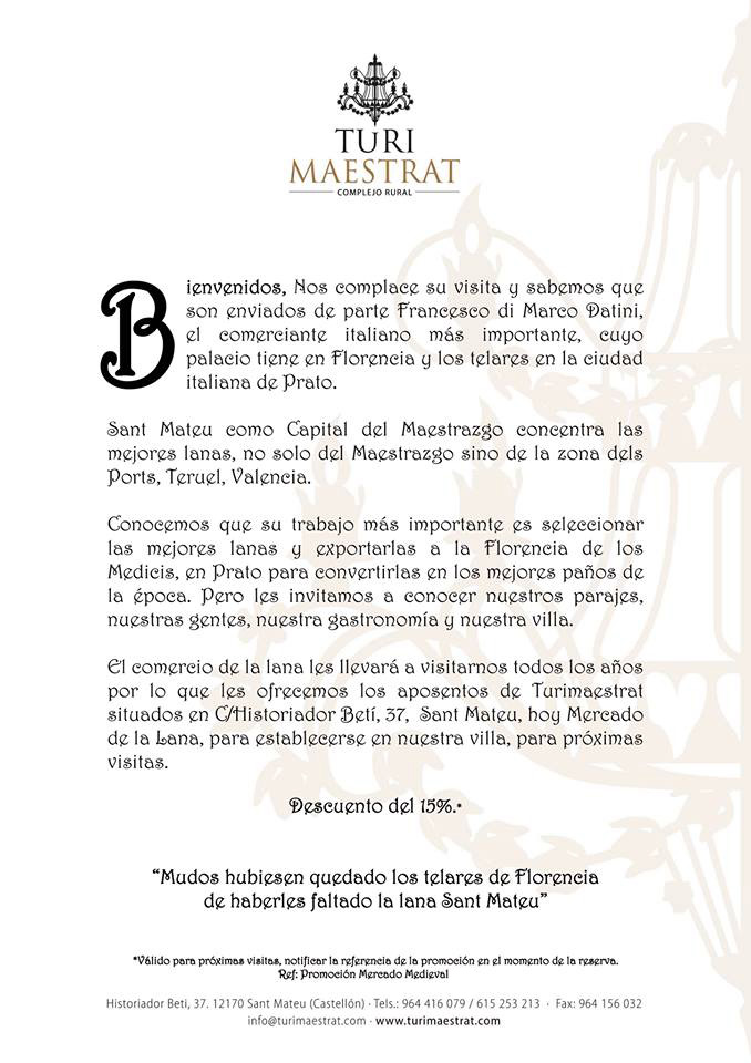 TURIMAESTRAT MEDIEVAL 9