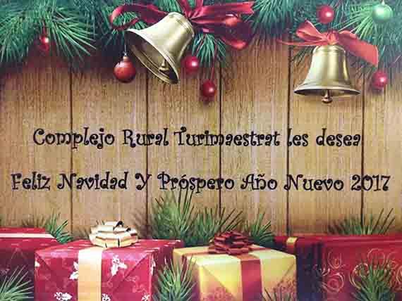 Navidad turimaestrat rural