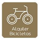 Casa rural bicicletas