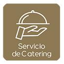 Casa rural catering