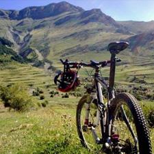 Casa rural cicloturismo