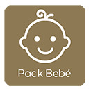 Casa rural pack bebé