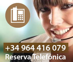 Reserva telefónica