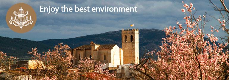 Turismo rural Castellón Morella