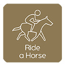 Turismo rural horse riding