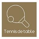 Turismo rural ping pong