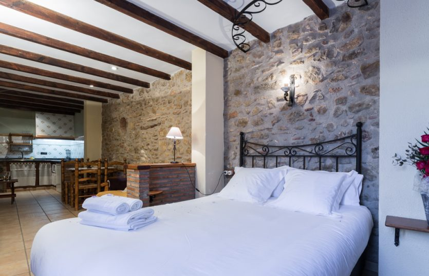 Casa rural doble en Sant Mateu