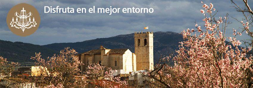 Complejo rural Castellón Maestrazgo entorno