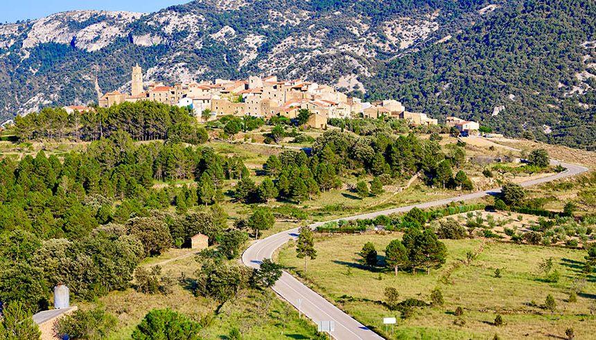 Parque Natural de la Tinença de Benifassà