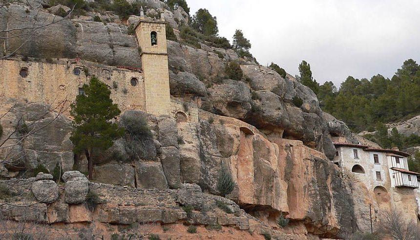 Santuario de la Balma en Zorita del Maestrazgo