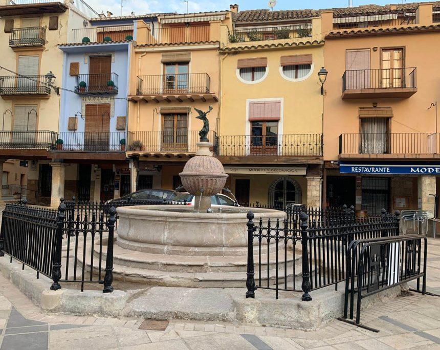Sant Mateu alojamiento rural